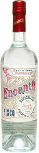 Campo de Encanto Pisco Quebranta 750ml